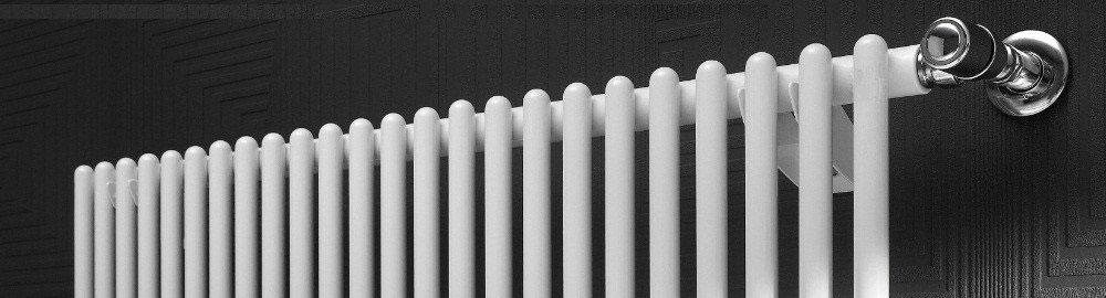Как устроены трубчатые радиаторы
